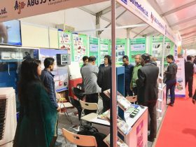 Dhaka International Textile & Garment Machinery Exhibition 2019