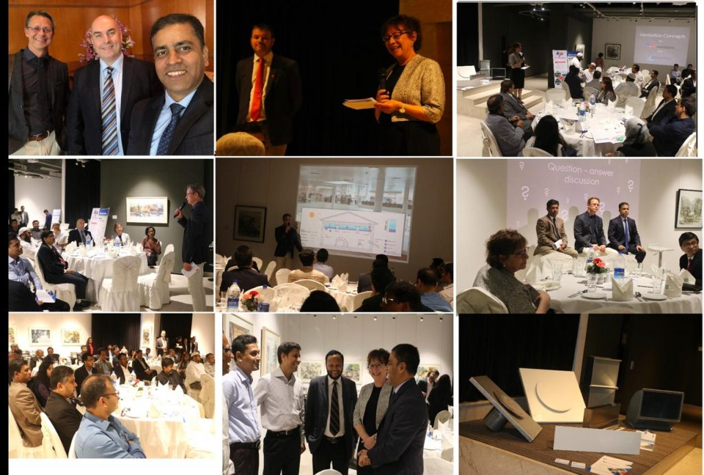 LAUNCHING CEREMONY OF COOL CEILING AND VENTILATION PRODUCTS